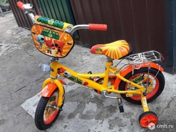 Велосипед Мимимишки. Фото 1.