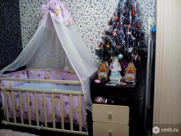 Детская кроватка 2 в 1. Фото 1.