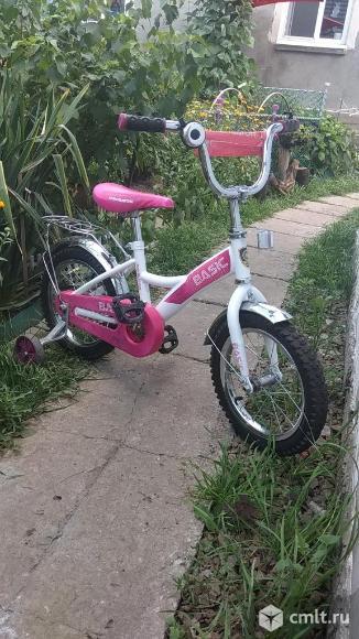 Продам б/у детский велосипед. Фото 2.