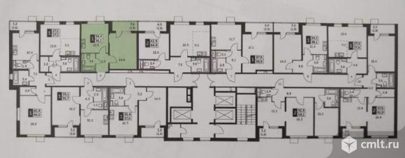 Продам 1-комн. квартиру 36.2 кв.м.. Фото 6.