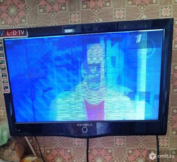 Телевизор LED SUPRA. Фото 1.