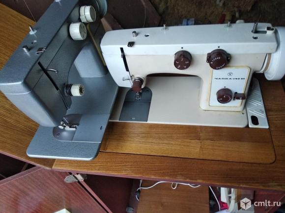 куплю дорого швейная машинка чайка и подольск. Фото 1.