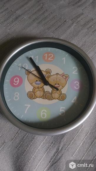 Часы настенные. Фото 1.