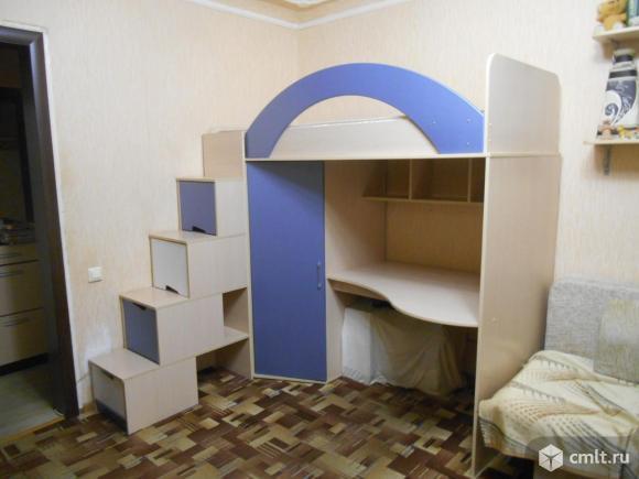 Продам кровать-чердак для школьника. Фото 1.
