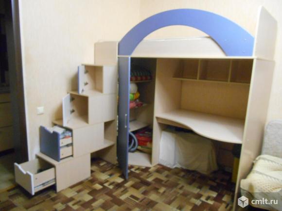 Продам кровать-чердак для школьника. Фото 5.