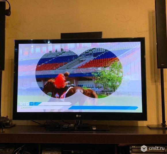 Телевизор плазма LG 127 см 50PJ250. Фото 1.