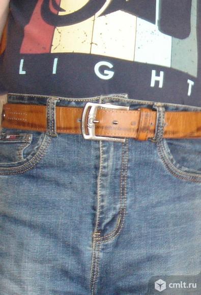 Ремень мужской винтажный. Фото 1.