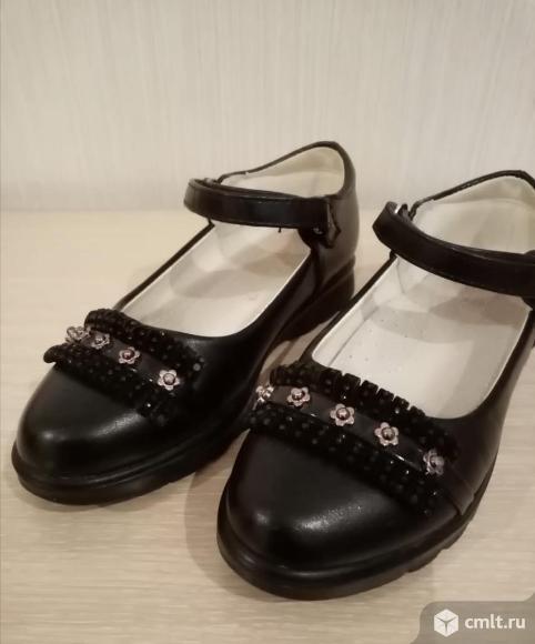 Туфли для школы. Фото 1.