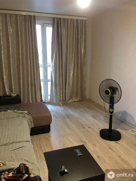 1-комнатная квартира 39,99 кв.м. Фото 1.