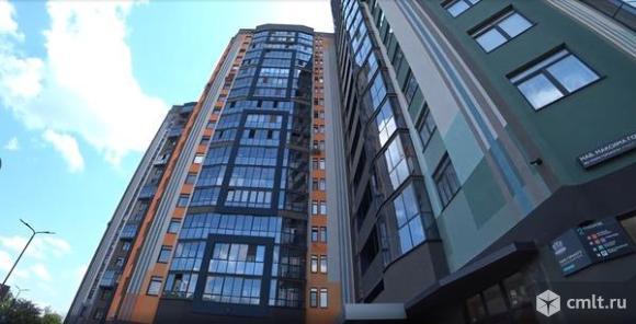 2-комнатная квартира 53,5 кв.м. Фото 9.