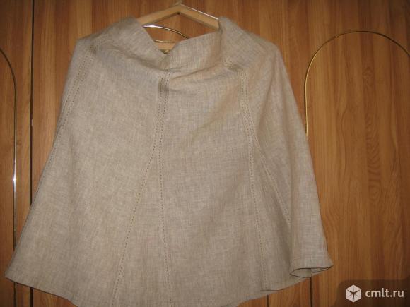Льняная юбка. Фото 2.