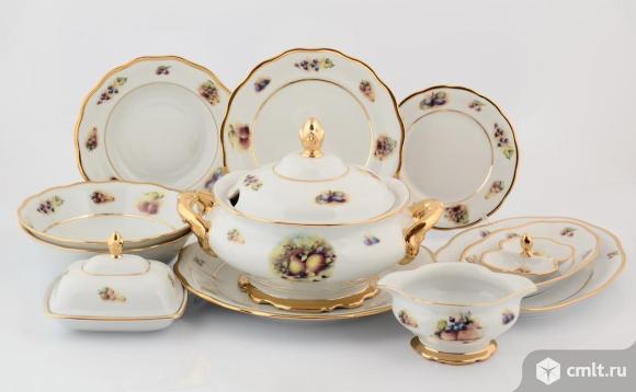 Продам сервизы импортные ; чайный и столовый.. Фото 1.