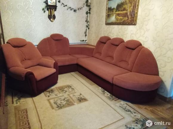 Диван и кресло для гостиной продам. Фото 1.