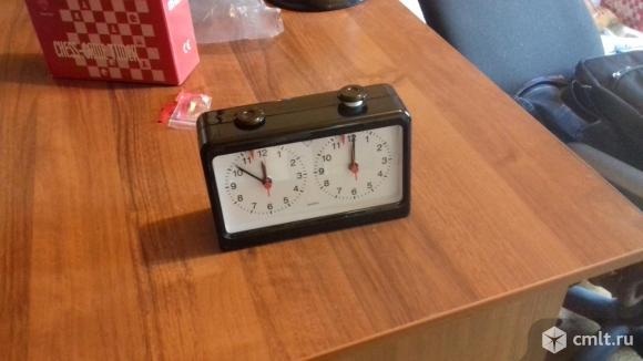 Шахматные часы. Фото 4.