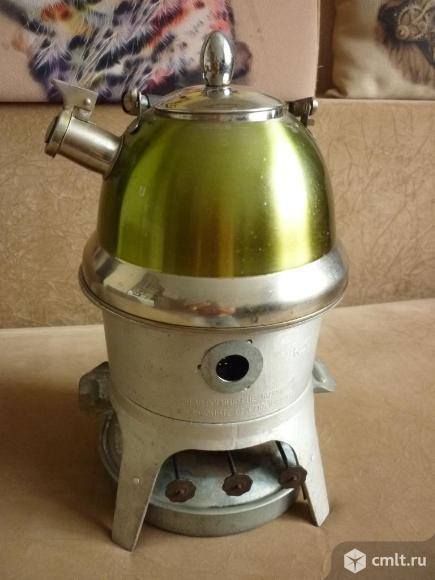 Походная печь. Фото 1.