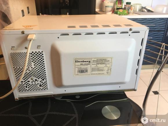 Микроволновая печь Elenberg. Фото 4.