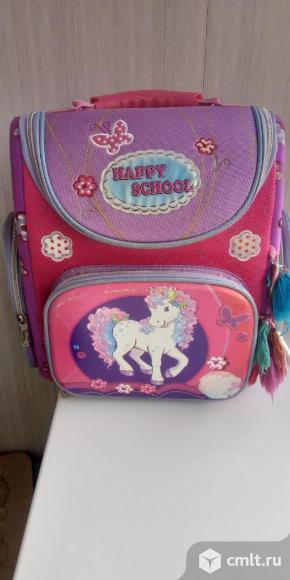 Рюкзак для школы ортопедический. Фото 1.