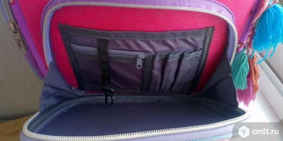 Рюкзак для школы ортопедический. Фото 3.