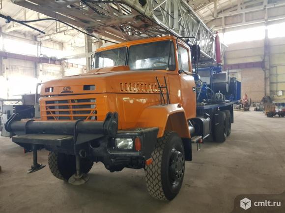 УПА 60/80 на шасси КрАЗ-63221/2016г. с консервации, навеска 2021 г.в.. Фото 1.