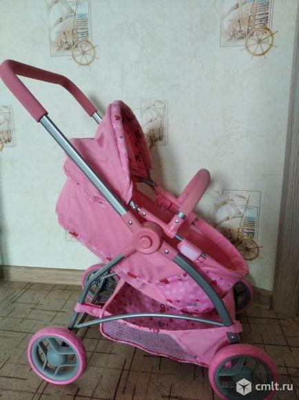 Продам кукольную коляску. Фото 5.