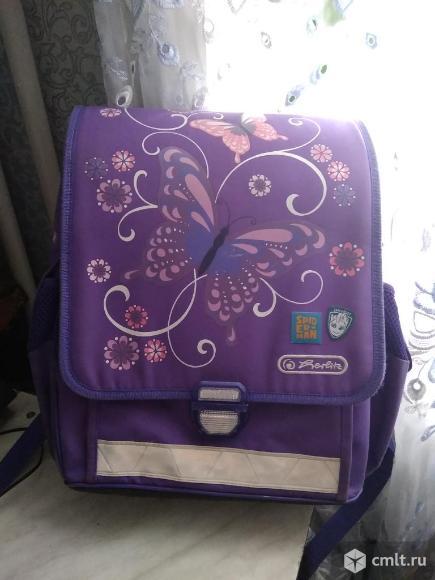 Рюкзак в школу. Фото 1.
