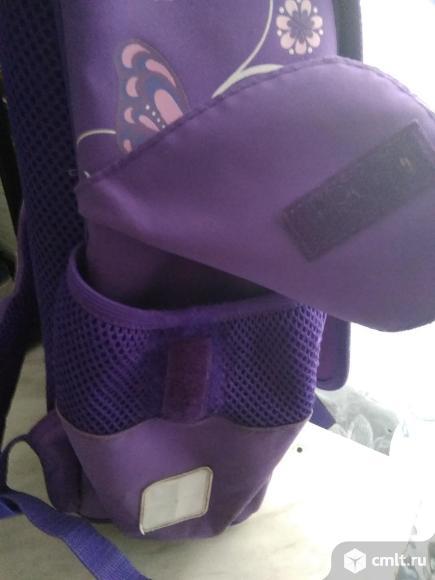 Рюкзак в школу. Фото 5.