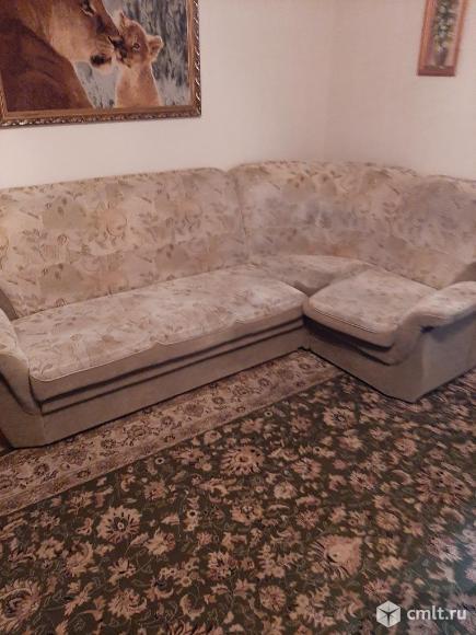 Продам угловой, раскладной диван. Фото 1.