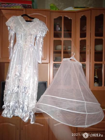 Свадебное платье. Фото 5.