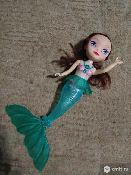 Кукла русалка. Фото 1.