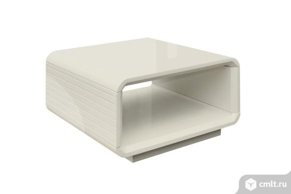столик журнальный стол серый современная мебель для гостиной velvet quadro paoli