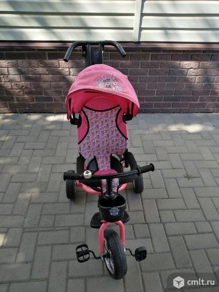Детский трехколесный велосипед. Фото 4.