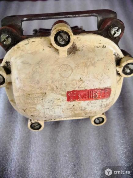 Пост кнопочный взрывозащищенный КУ-92 1 Exd II ВТ5. Фото 2.