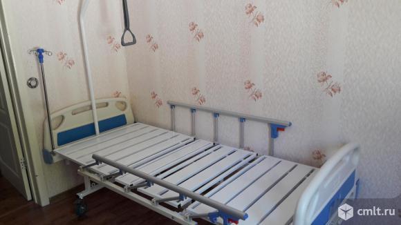 Кровать медицинская. Фото 1.