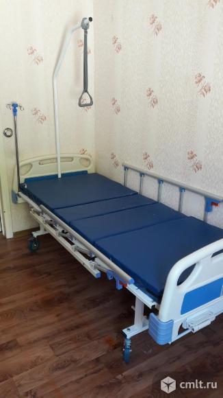 Кровать медицинская. Фото 3.