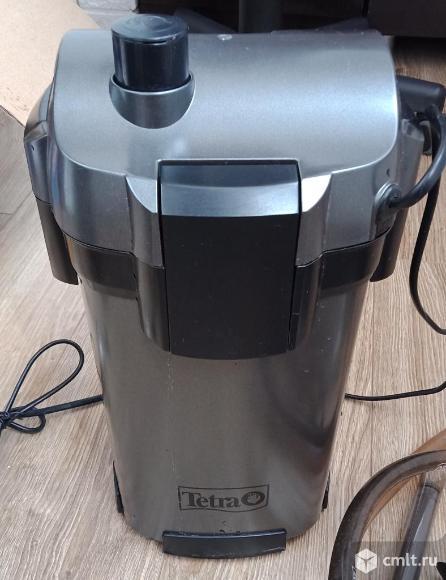Фильтр для аквариума внешний Tetra EX 800 Plus. Фото 1.
