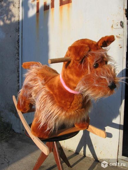 Качалка-собака. Фото 1.