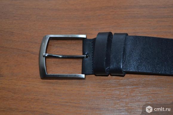 Ремень кожаный. Фото 2.