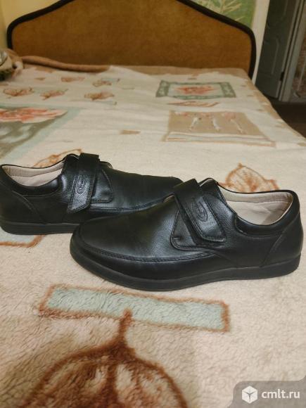 Ботинки на мальчика по стельке 24-25 см.. Фото 3.
