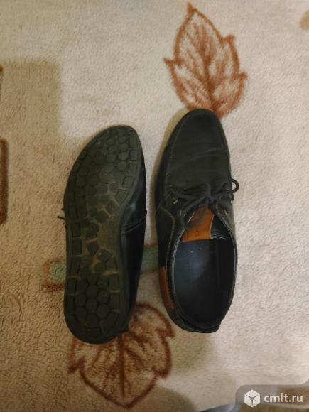 Ботинки осенние детские по стельке 23-24 см. Фото 2.