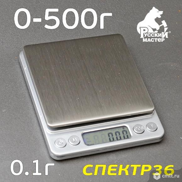 Весы автомалярные РМ-92543 (0-0.5кг) цифровые с ЖК-дисплеем. Фото 1.
