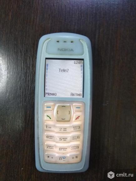 Телефон Nokia 3100. Фото 1.