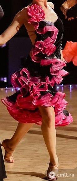Платья для бальных танцев. Фото 6.