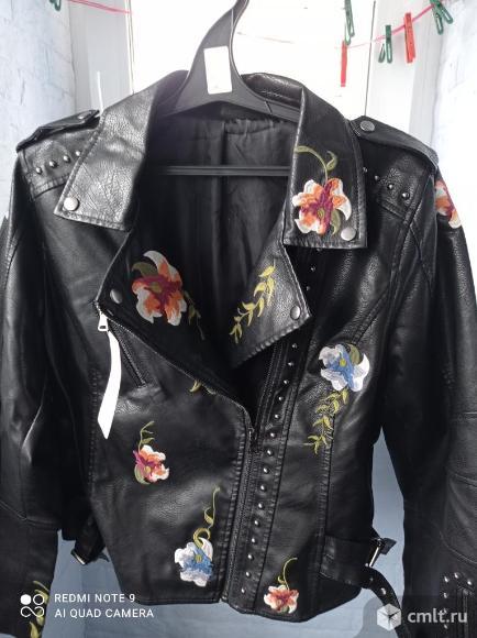 Продам молодежную куртку. Фото 6.