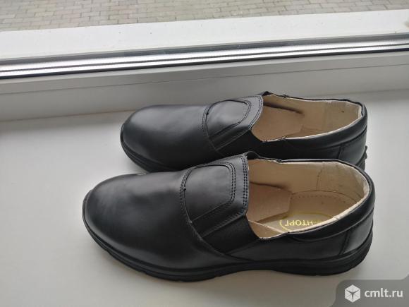 Туфли мужские 42 размер новые. Фото 1.