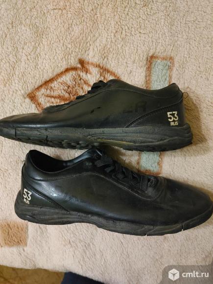 Спортивные кроссовки - туфли ( по стельке 23.5 см ). Фото 2.