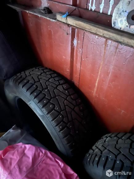 Pirelli ice zero 215 65 16. Фото 1.