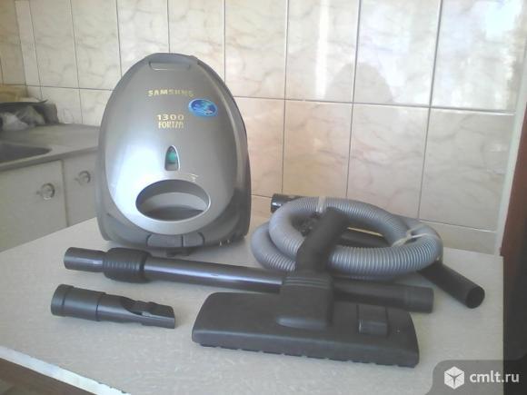 Пылесос Samsung. Фото 1.