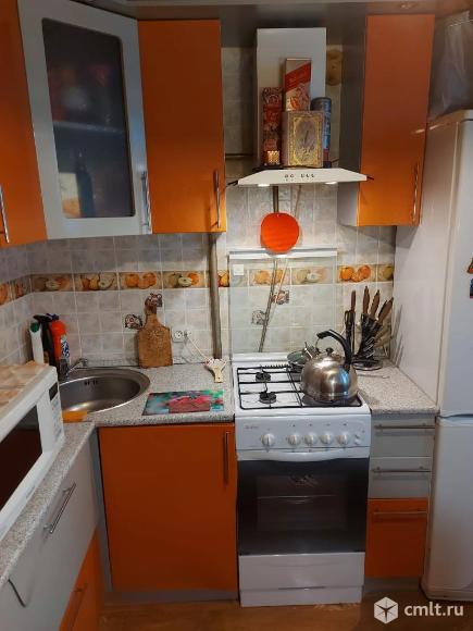 Кухонный гарнитур малогабаритный. Фото 1.