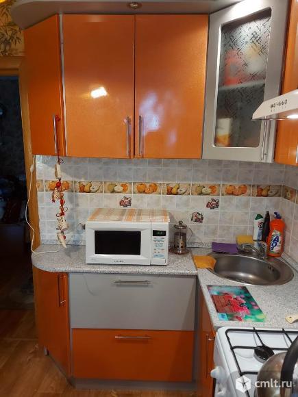 Кухонный гарнитур малогабаритный. Фото 2.