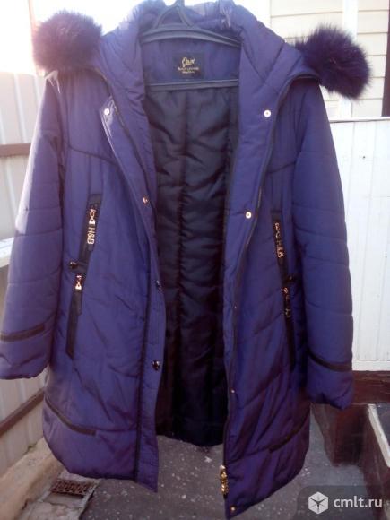 Куртка демисезонная женская. Фото 1.